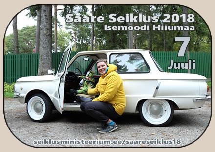 Saare Seiklus 2018 - Isemoodi Hiiumaa