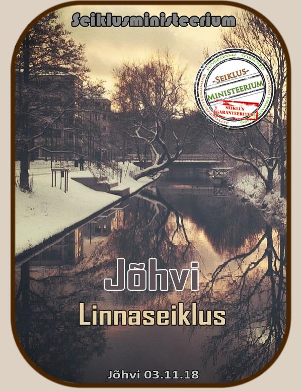 Linnaseiklus Jõhvis 03.11.18